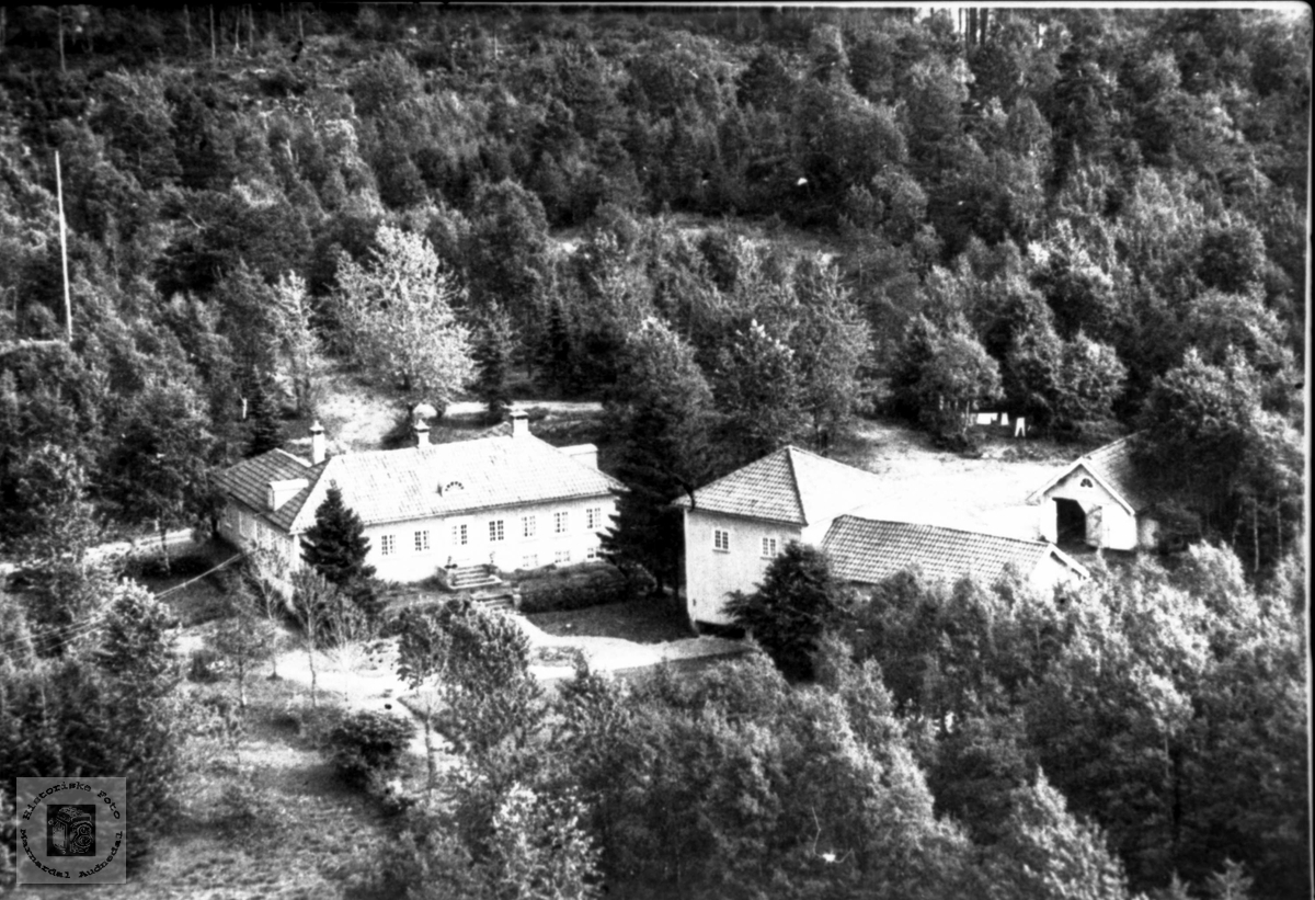 Ingemann Tønnessens gård på Kaddan i Laudal.