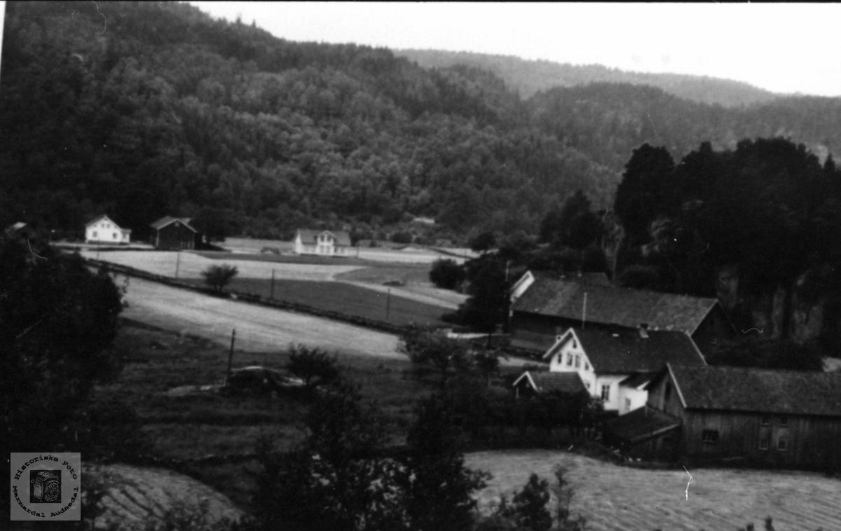 Heddeland i Øyslebø.