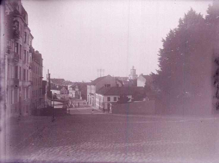 Kvarteret Klockan till vänster, Dalsgatan - Norrköping