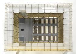 Krematorium [Utstillingsmodell]