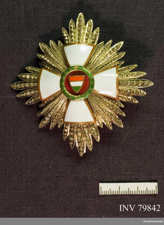 Ungerska republikens förtjänstorden