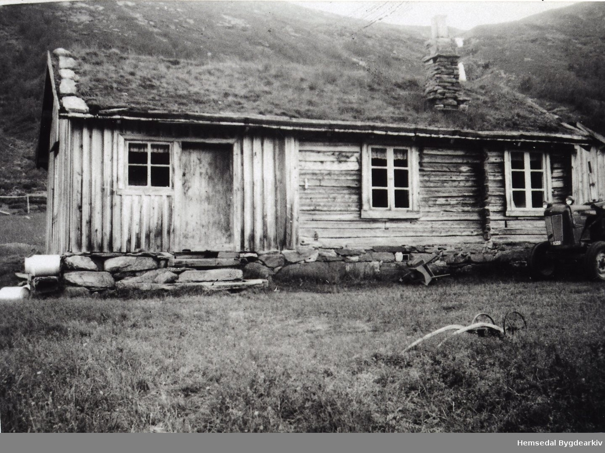 Søteli, stølen til garden Vøllo,85.3.