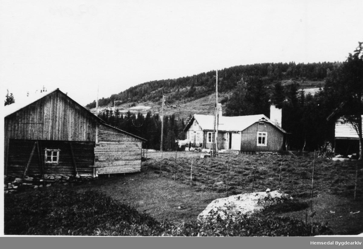 Garden Nordre Haugo i Hemsedal, 1946-47.