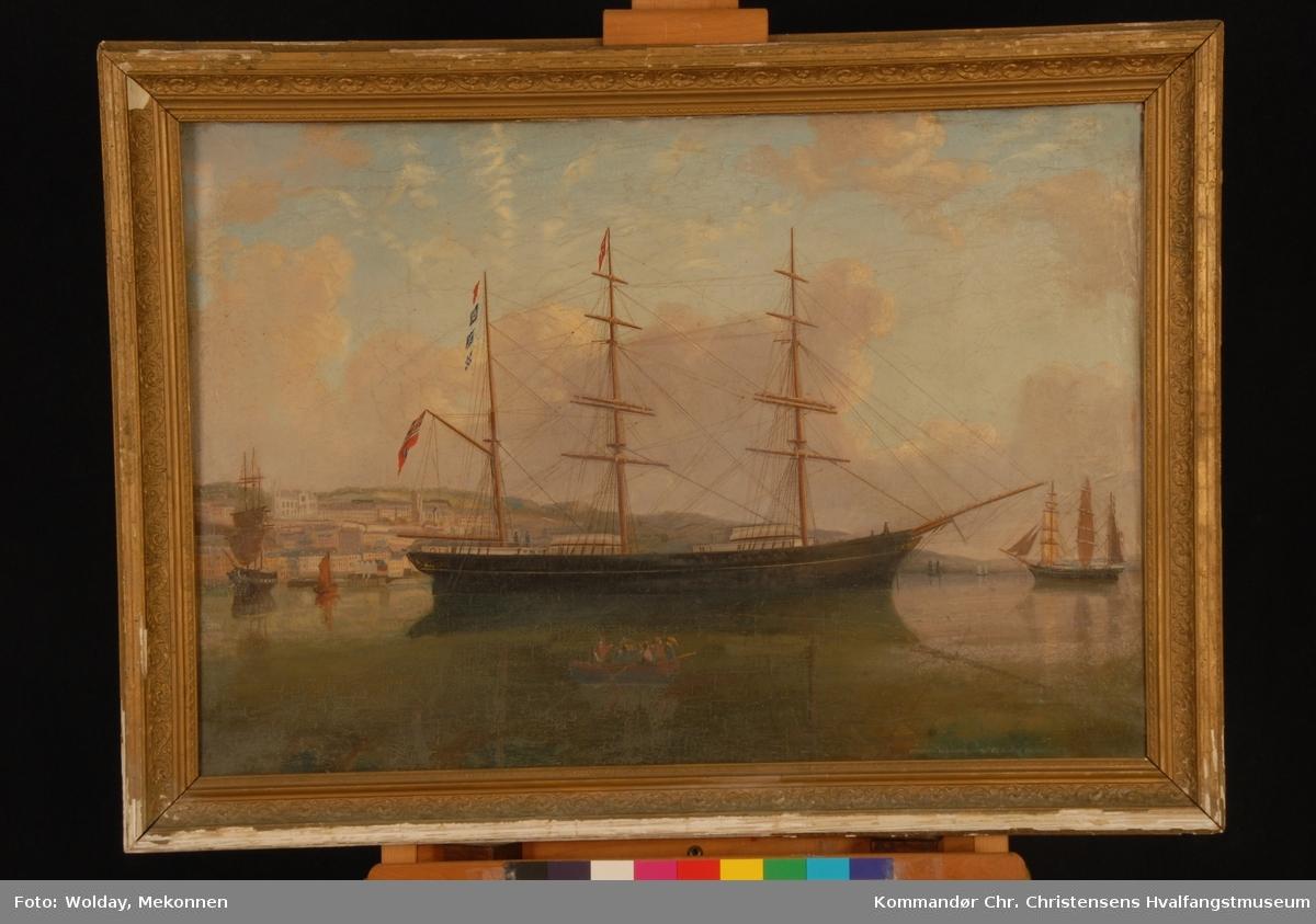 MISSISIPPI Nasjon: Norsk Type: Bark Byggeår: 1875 Byggested: Arendal, Norge Verft: L. Waaland Ombygging: Ombygget 1903 Endelig skjebne: Opphugget 1910 i Langesund