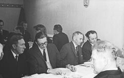 Cape Horn - Overleveringen 30. januar 1971.