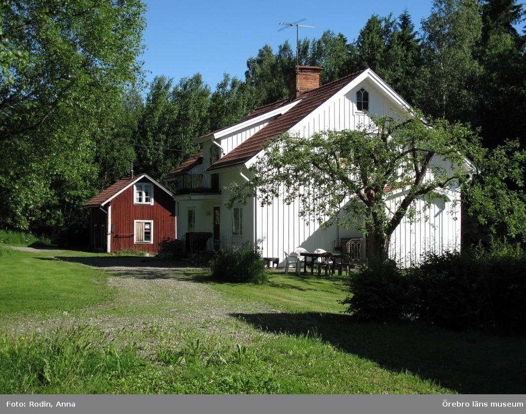 Inventering av kulturmiljöer i Axberg, Ervalla och Ödeby. Område 3.Miljö 36.4: Järle.Dnr: 2010.240.086
