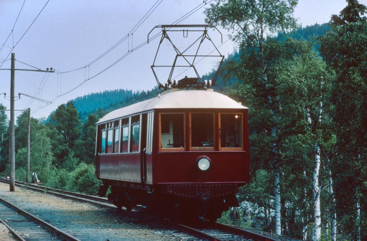 Salvesen & Thams nr. 4, Kongevogna, levert til åpningen i 1908.