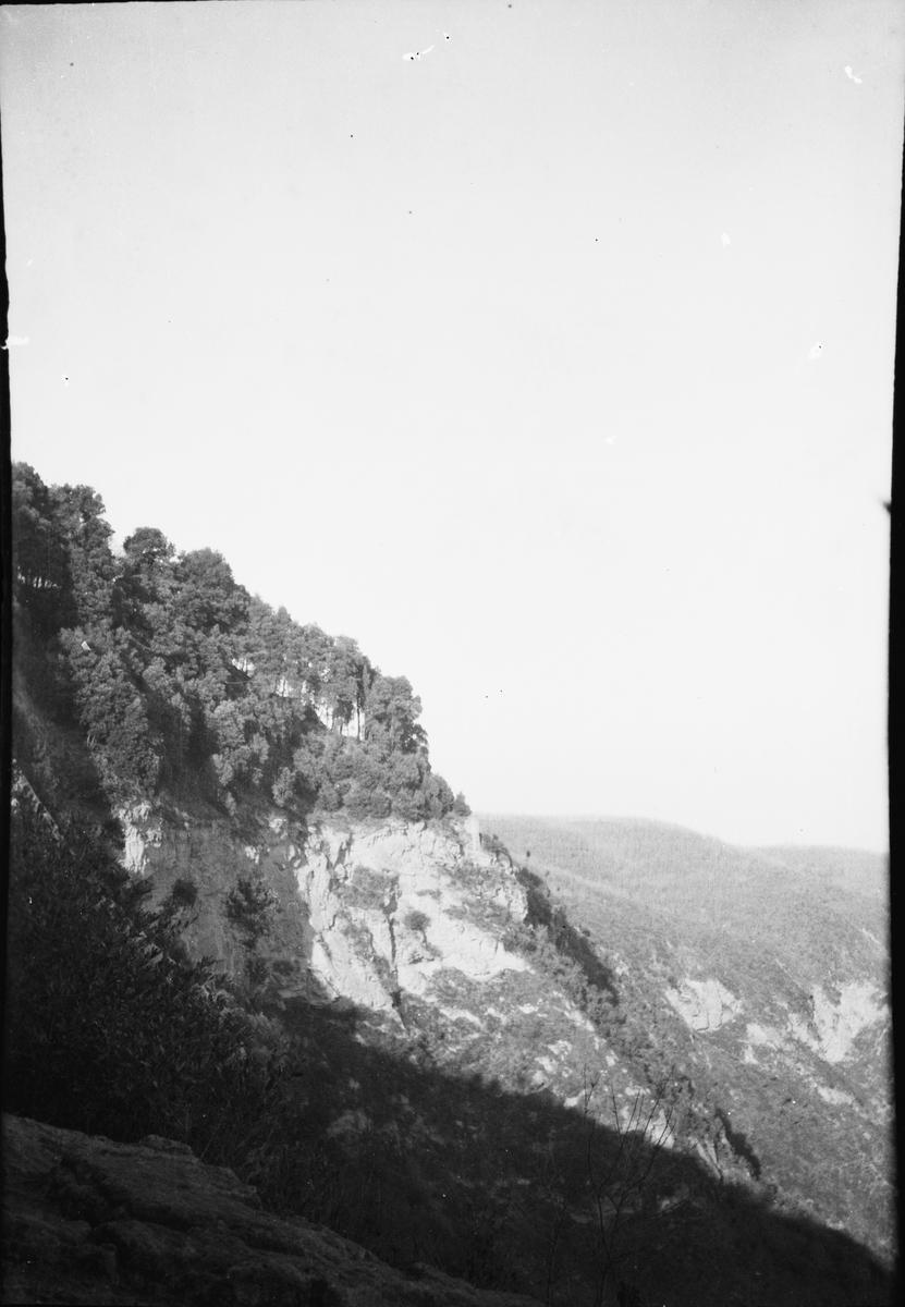 Drottning Victorias bilder. Troligen Capri.