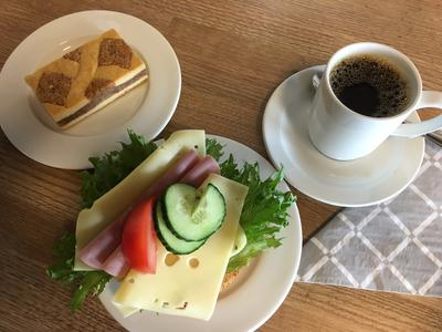 Kafé. Foto/Photo