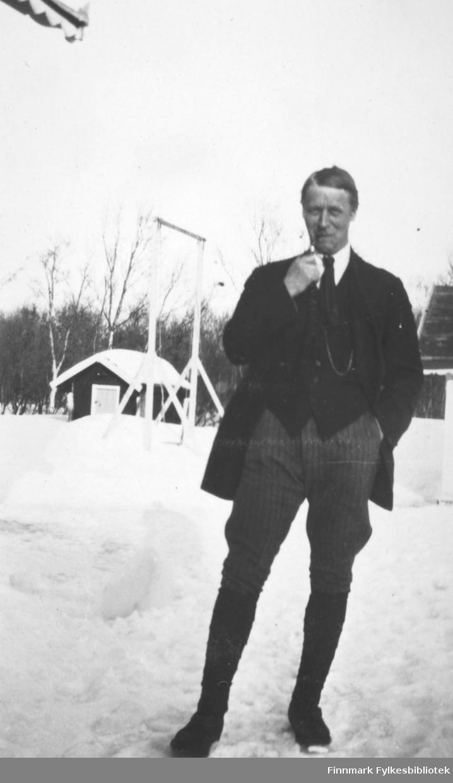 Hjalmar Pederssøn.