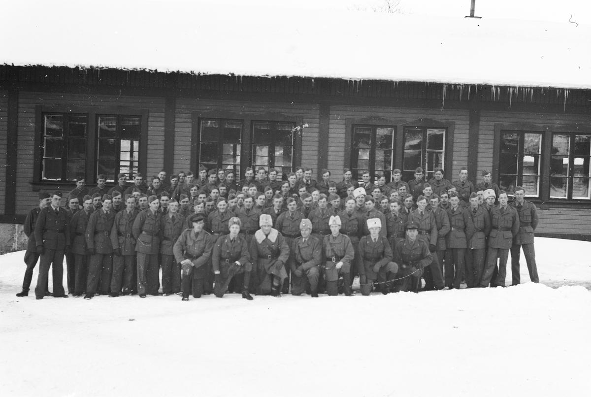 Militärgrupp i Marma