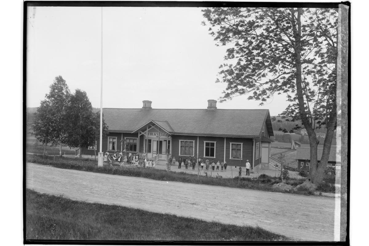 Bostadshus.P.E. Thydén