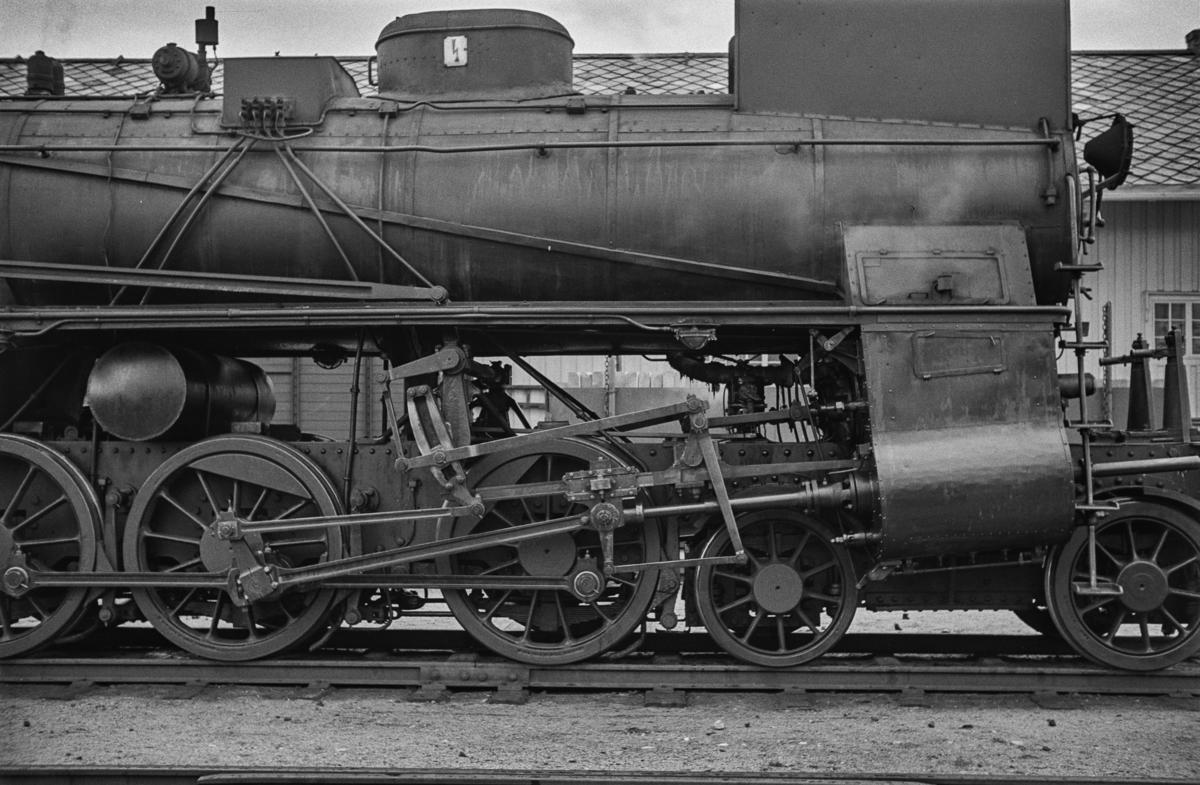 Damplokomotiv type 26c 435.