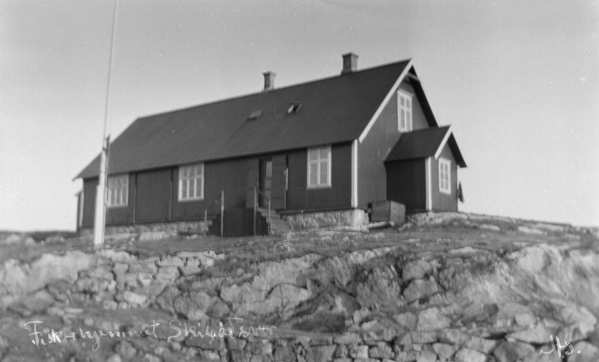 Fiskerhjemmet i Skibbåtsvær.