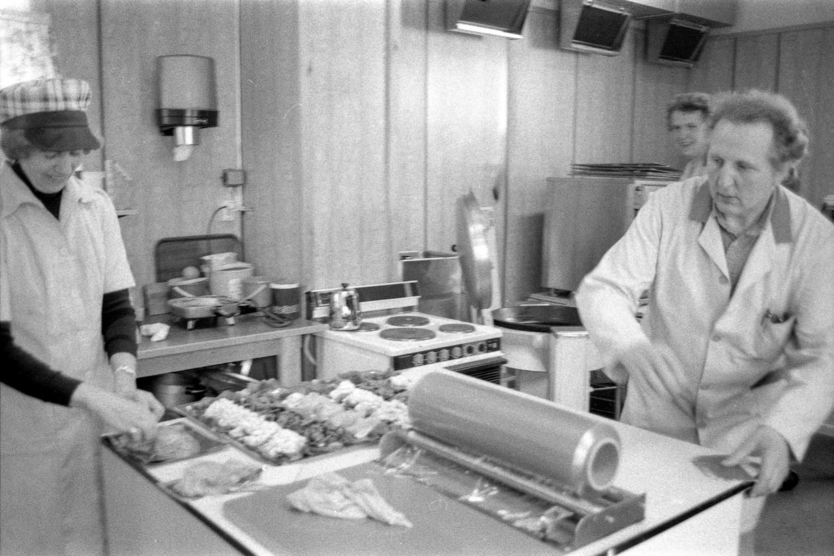 Sjøhesten. Kjell Gripstad Fisk og delikatesser