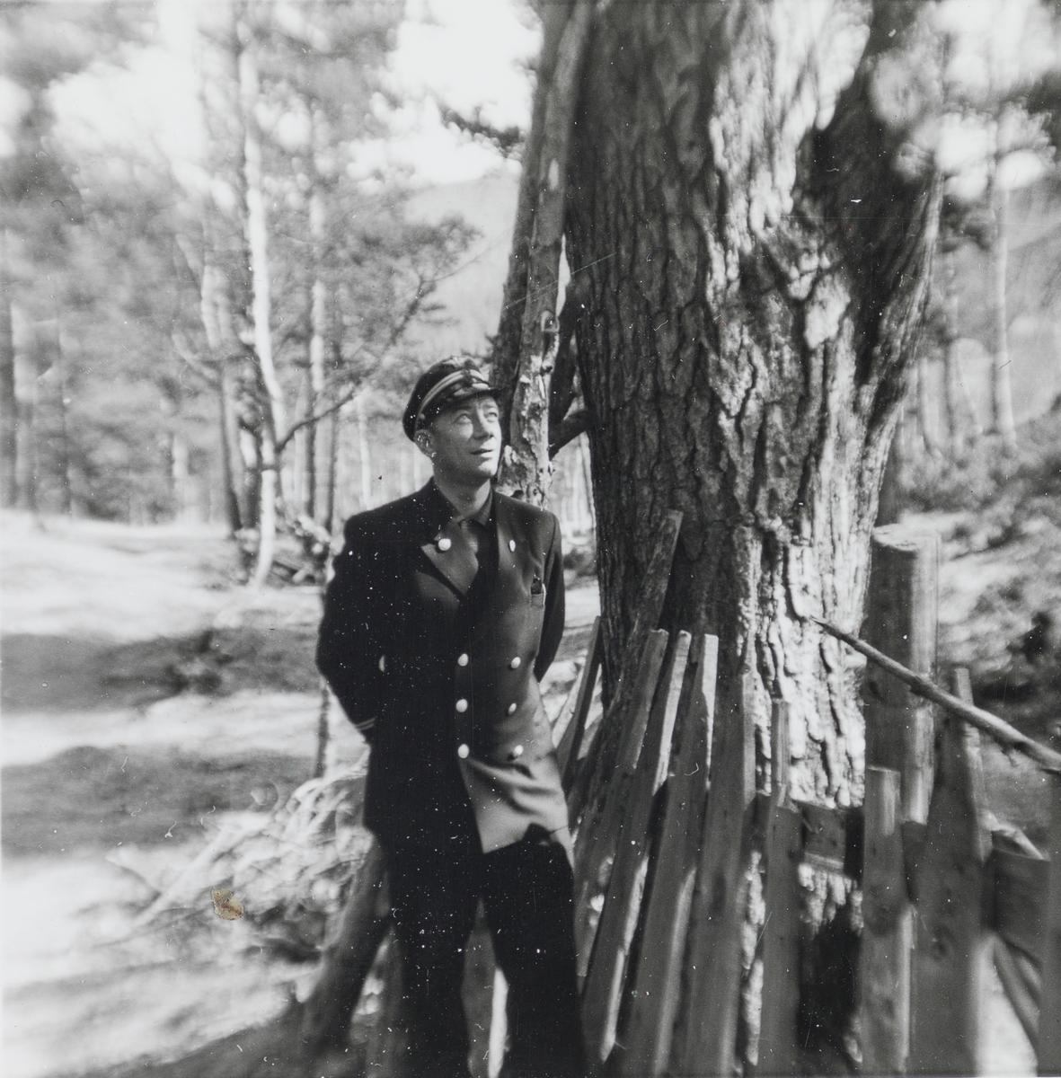 Lokomotivfører Karl Margido Stene