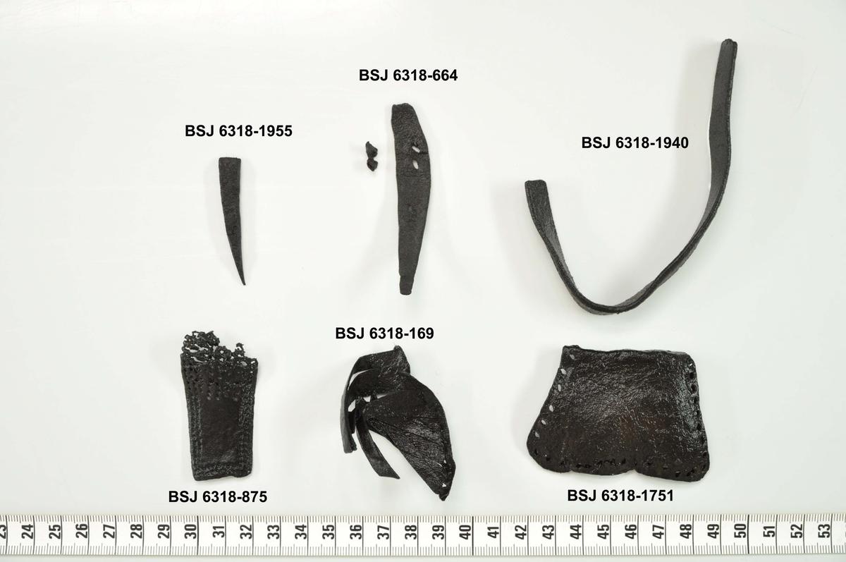 Lær:Forsterker til sko eller lignende