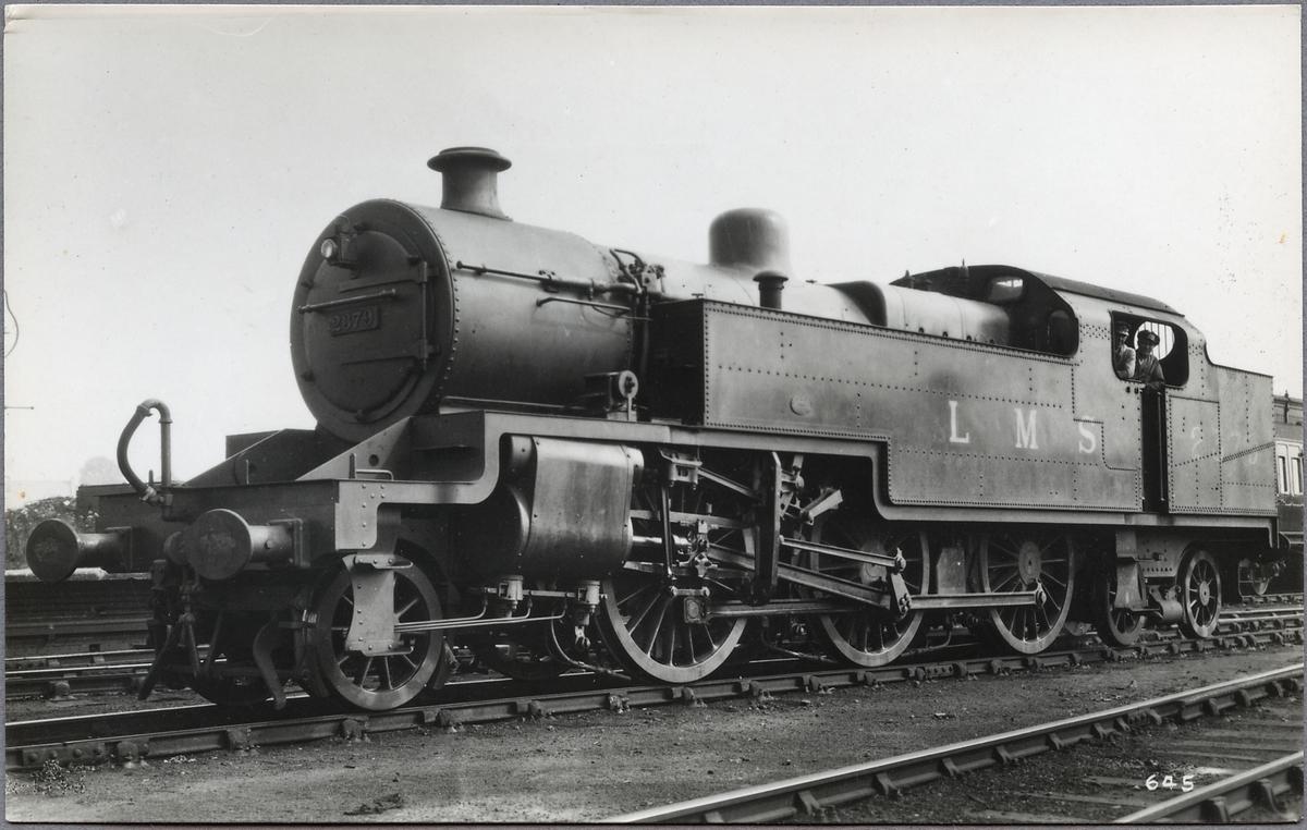 London, Midland and Scottish Railway, LMS 4P-D 2379.