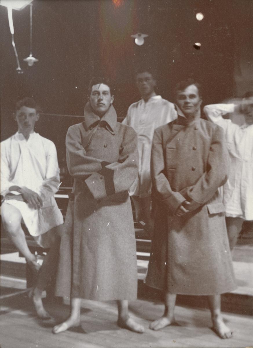 Soldater från Kronprinsens husarregemente K 7.