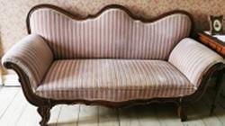 Sofa. Biedermeyer