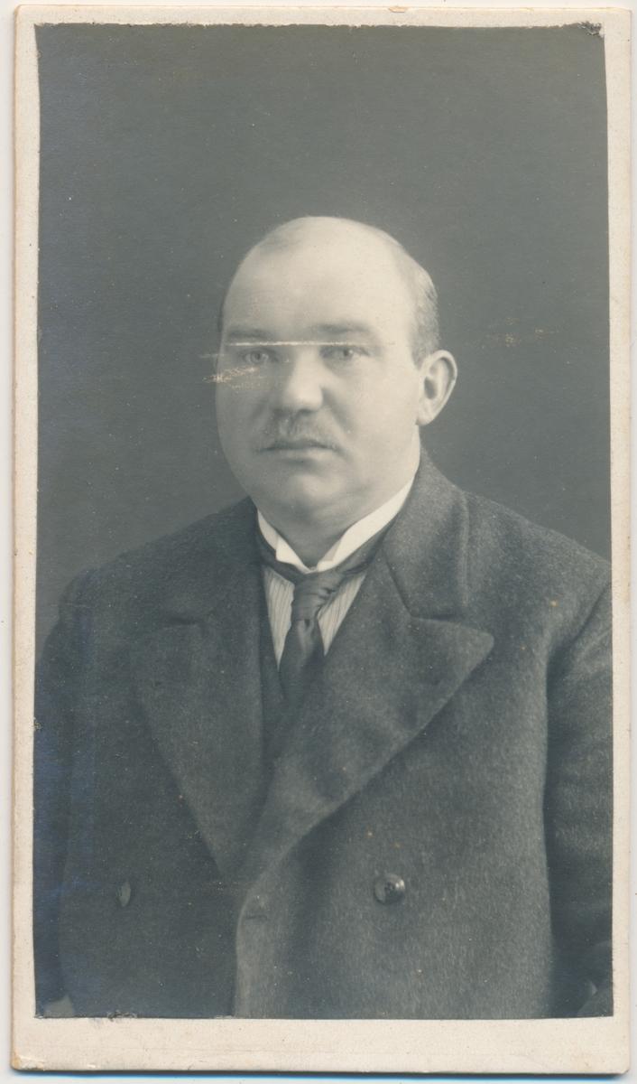 Portrett av Einar Tomter
