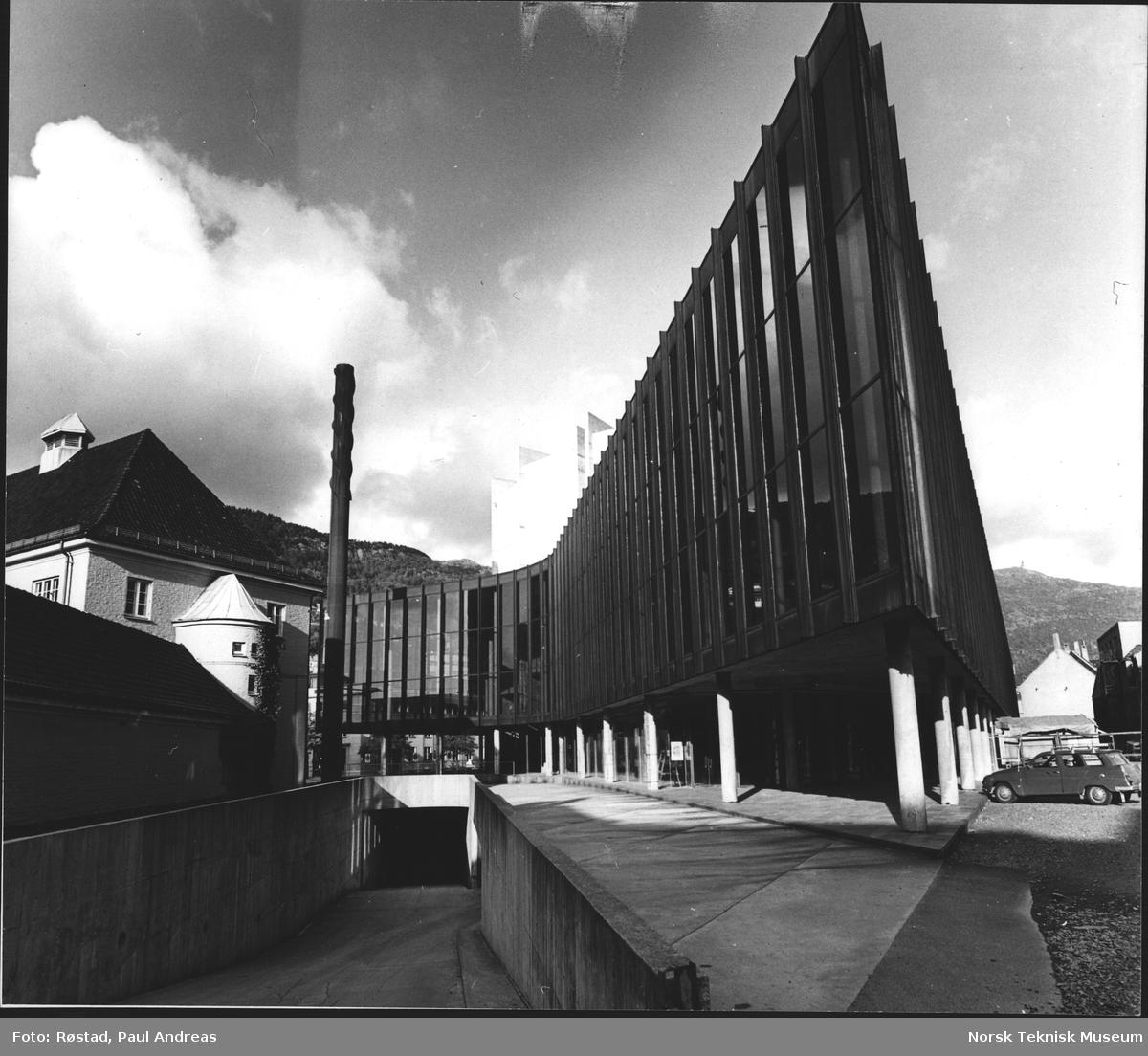 Grieghallen, Bergen