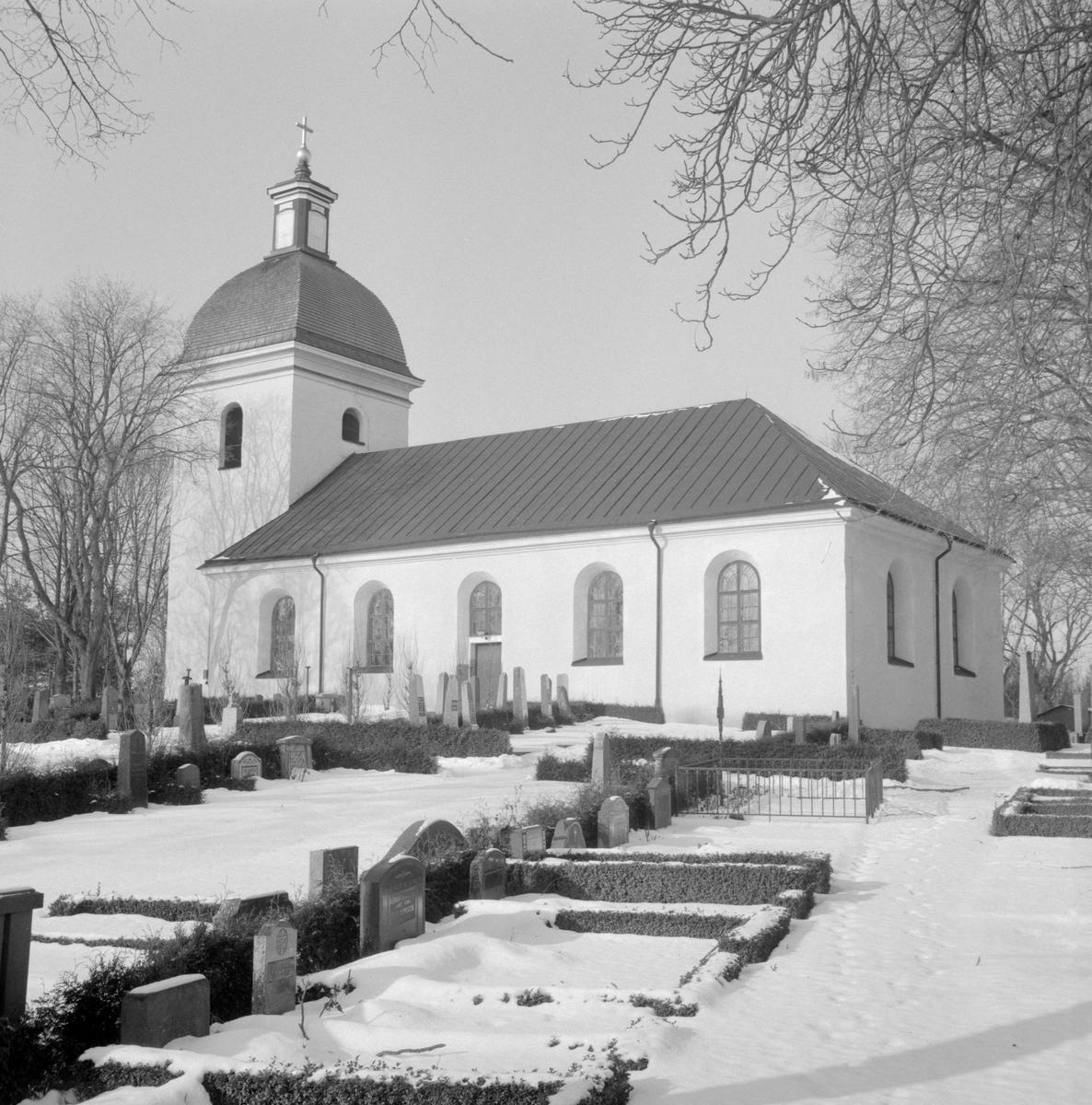 Styrstad kyrka har en lång och komplicerad historia. Äldsta delarna i stenkyrkan söker sig till 1100-talet och ett flertal om- och tillbyggnader har gjorts genom de följade seklerna. Rådande gustavianska prägel erhöll kyrkan genom omfattande ombyggnadsarbeten under 1780-talet.