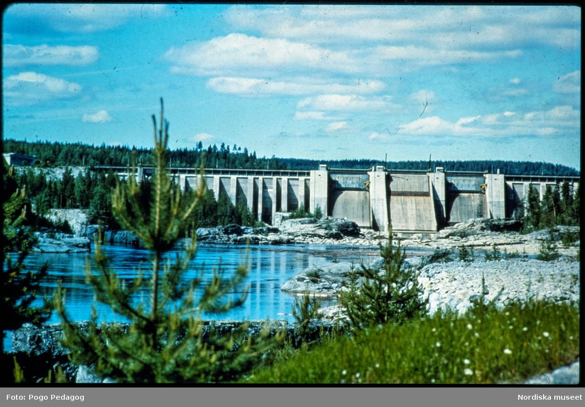 Energiförsörjning, vattenkraft