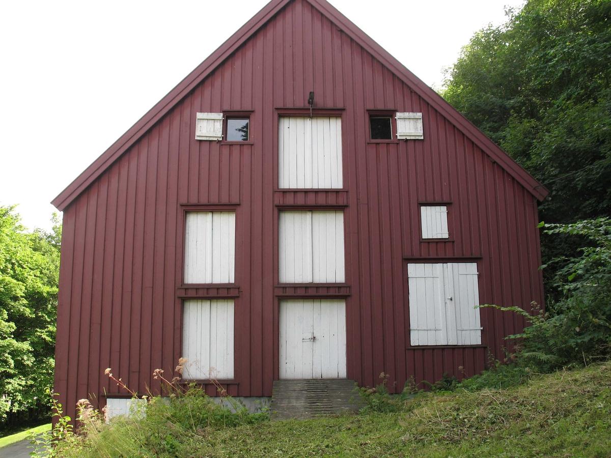 Klokkebua, på Aust-Agder kulturhistoriske senter, Langsæ.
