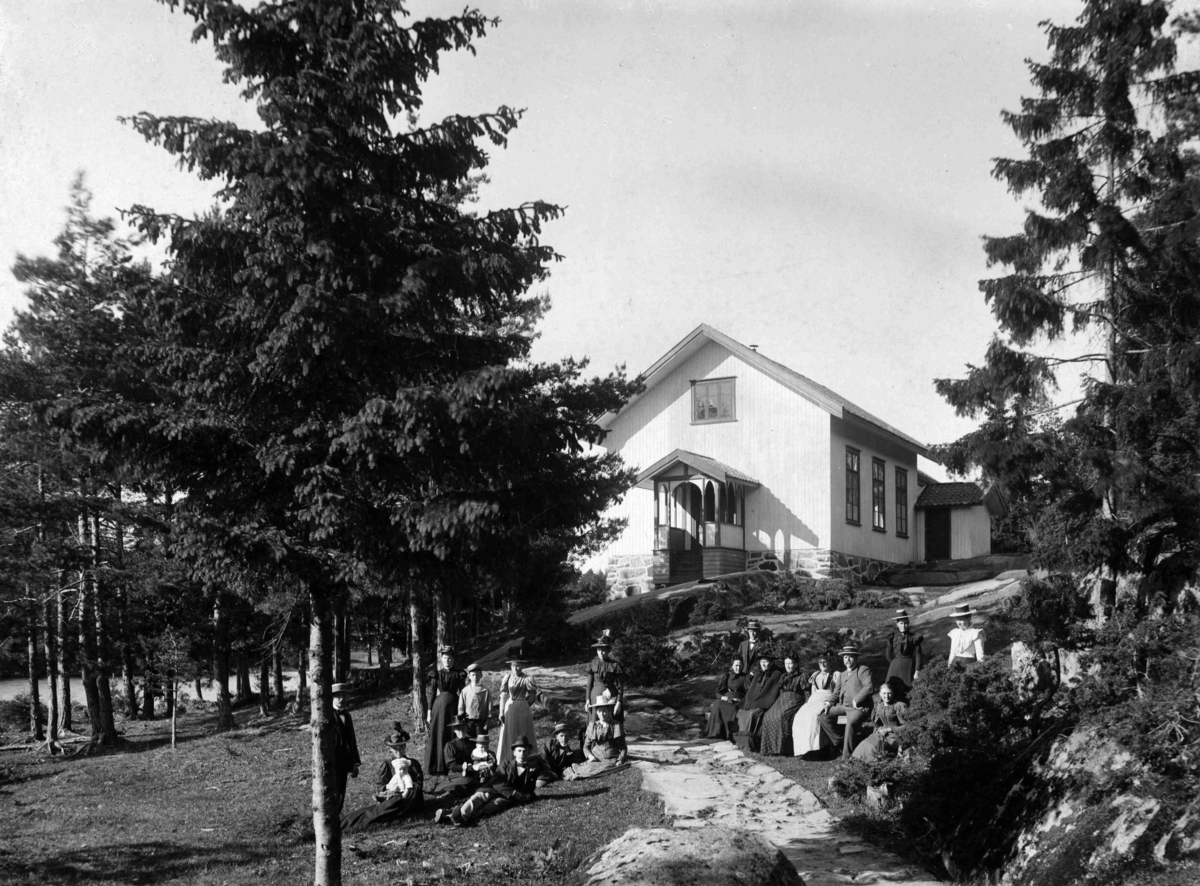 Bedehuset på Vestre Sandøy
