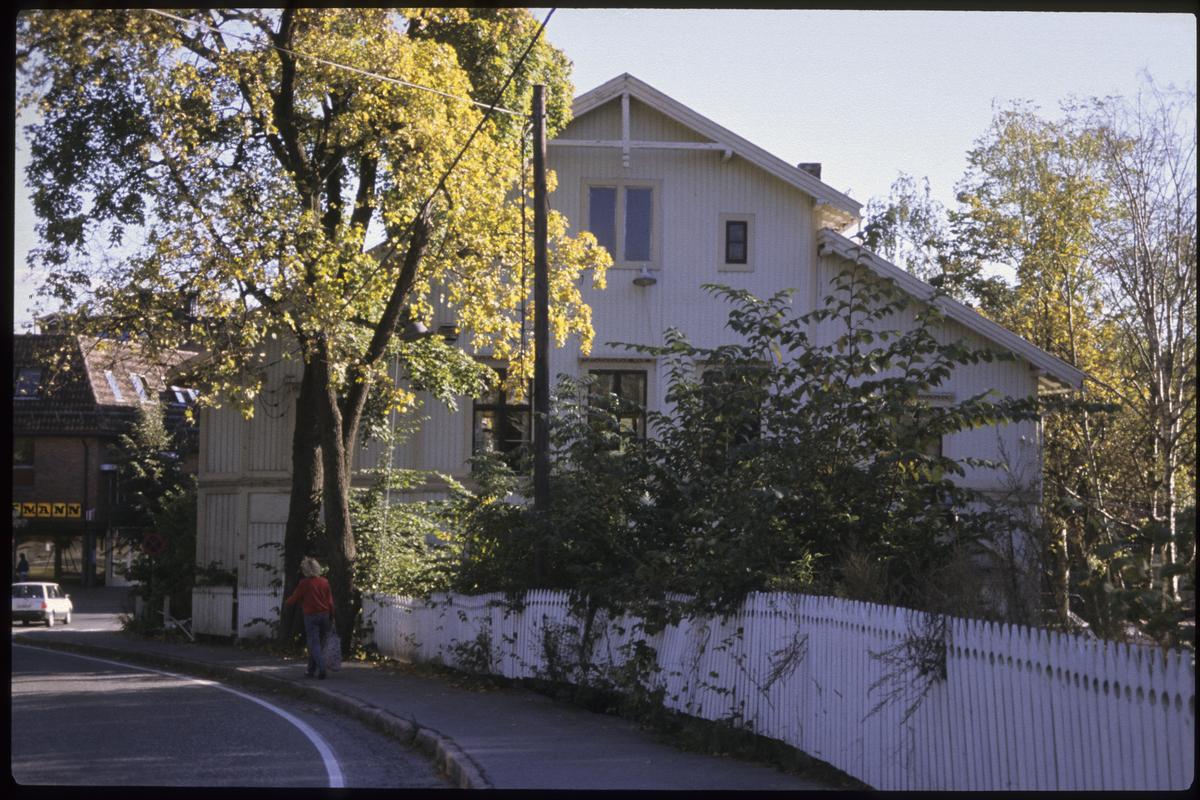 Løkke gård, Sandvika