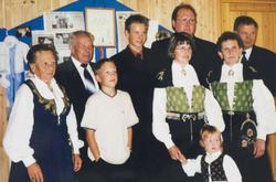 Firegenerasjoner på Krok, Søndre Høland