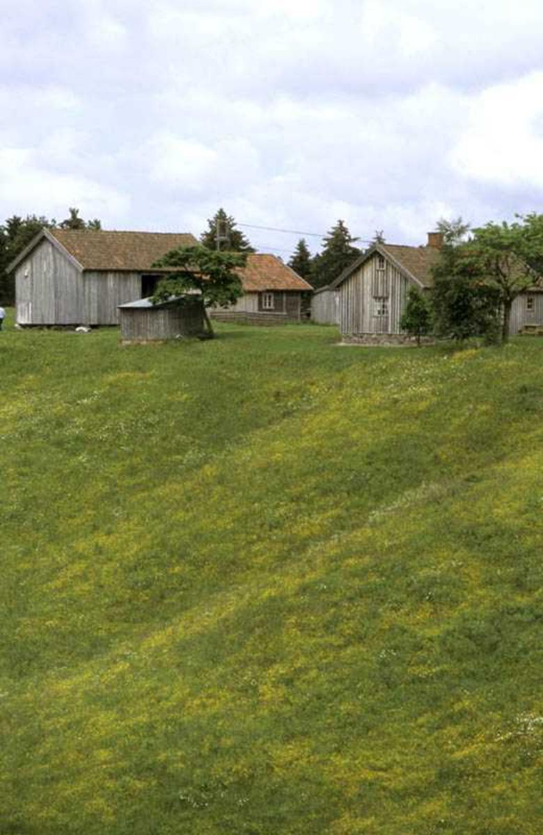 Husmannsplassen Engerholm i Enebakk.