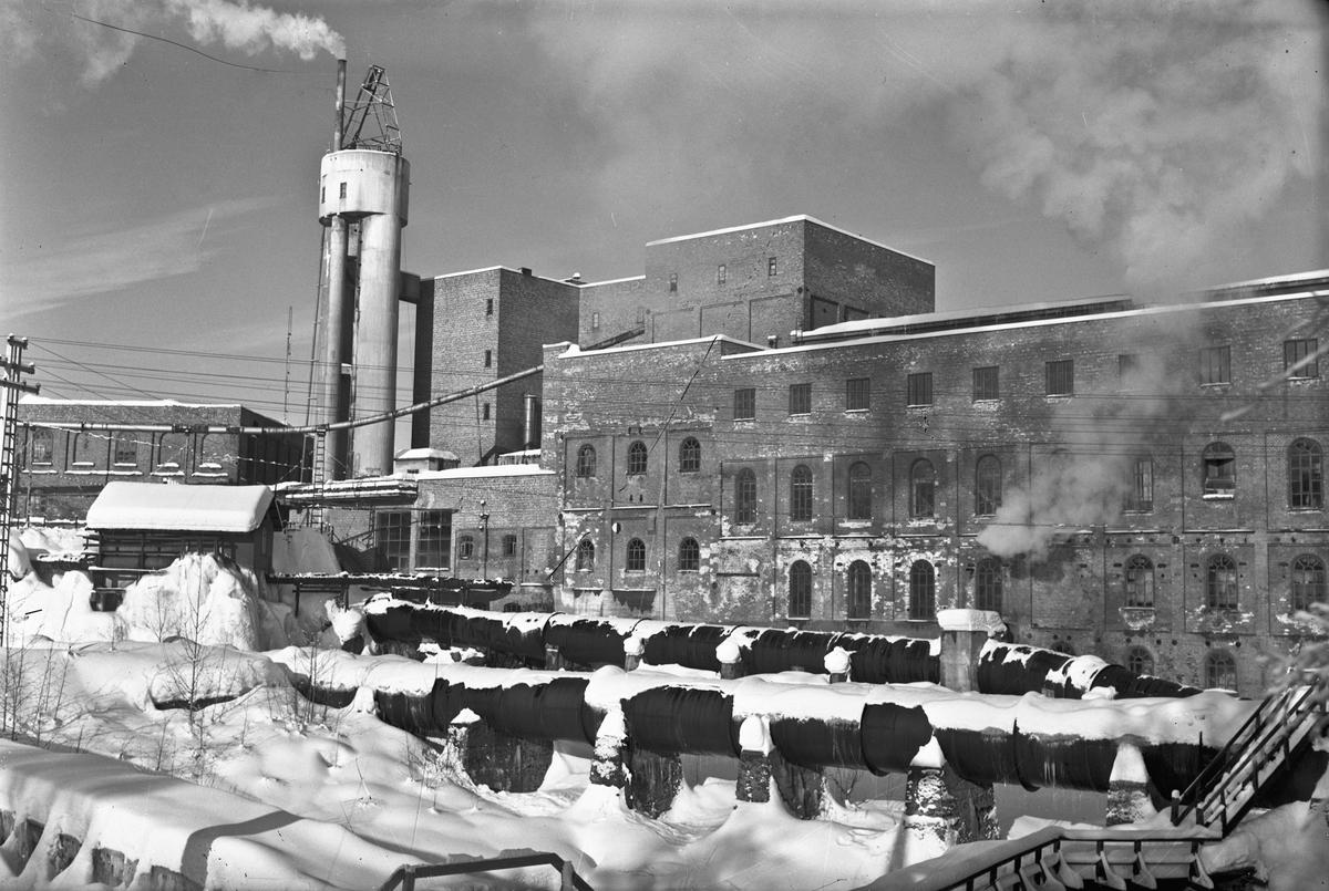 Bønsdalen fabrikker.