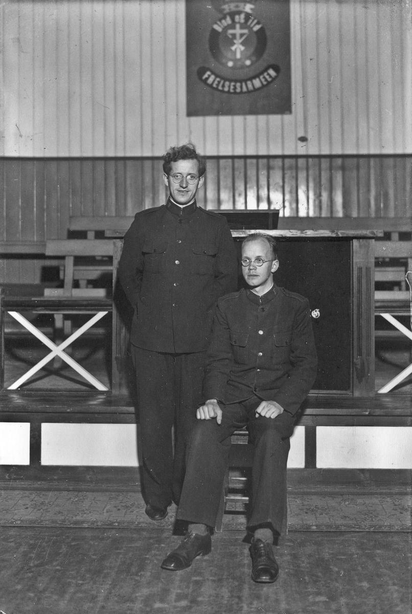 ZION 1930. Frelsesarmeen. 24.10.2013: Zion var betegnelsen på den ene av de to menighetene Frelsesarmeen hadde i Eidsvoll kommune på denne tiden. Skrevet av: Nils-Petter Enstad