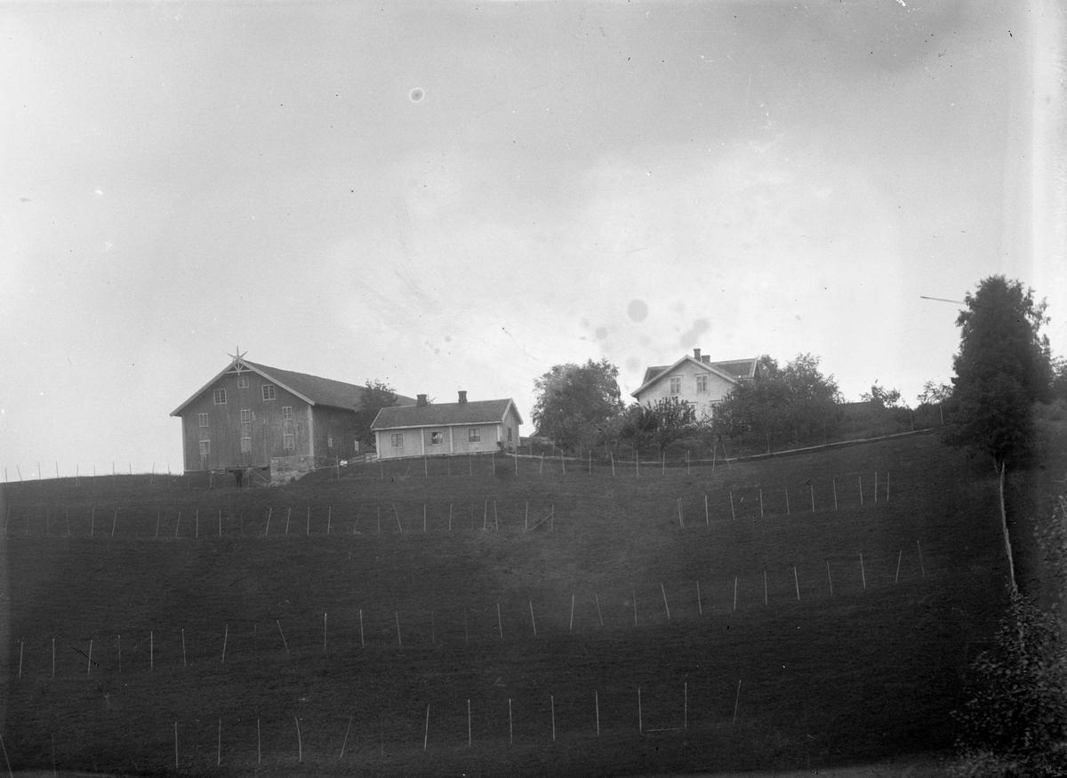 Johs. Fjelberg, Finstad, gård
