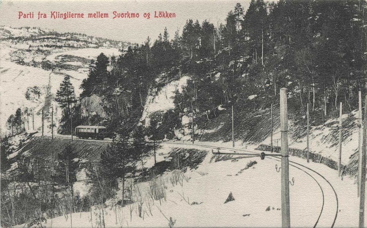 Kongevognen i Klinglierne.