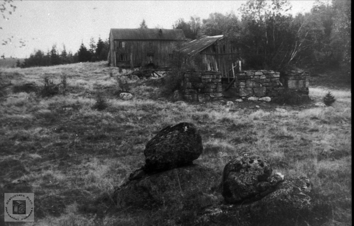 Gården Kisland, Bjelland senere Audnedal.