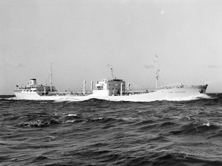 Fartyg 173 M/T Carl Gorthon.