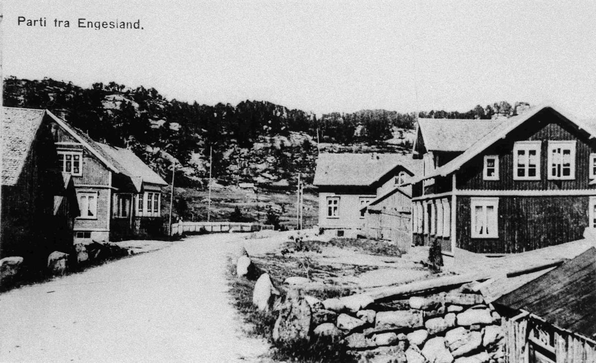 Bilder fra Birkenes kommune Engesland i 1920