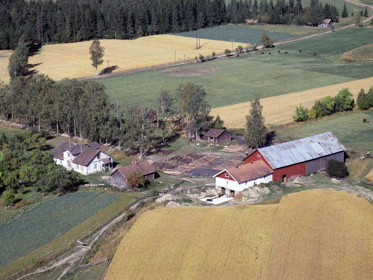 REFSUM, NORDRE GÅRD