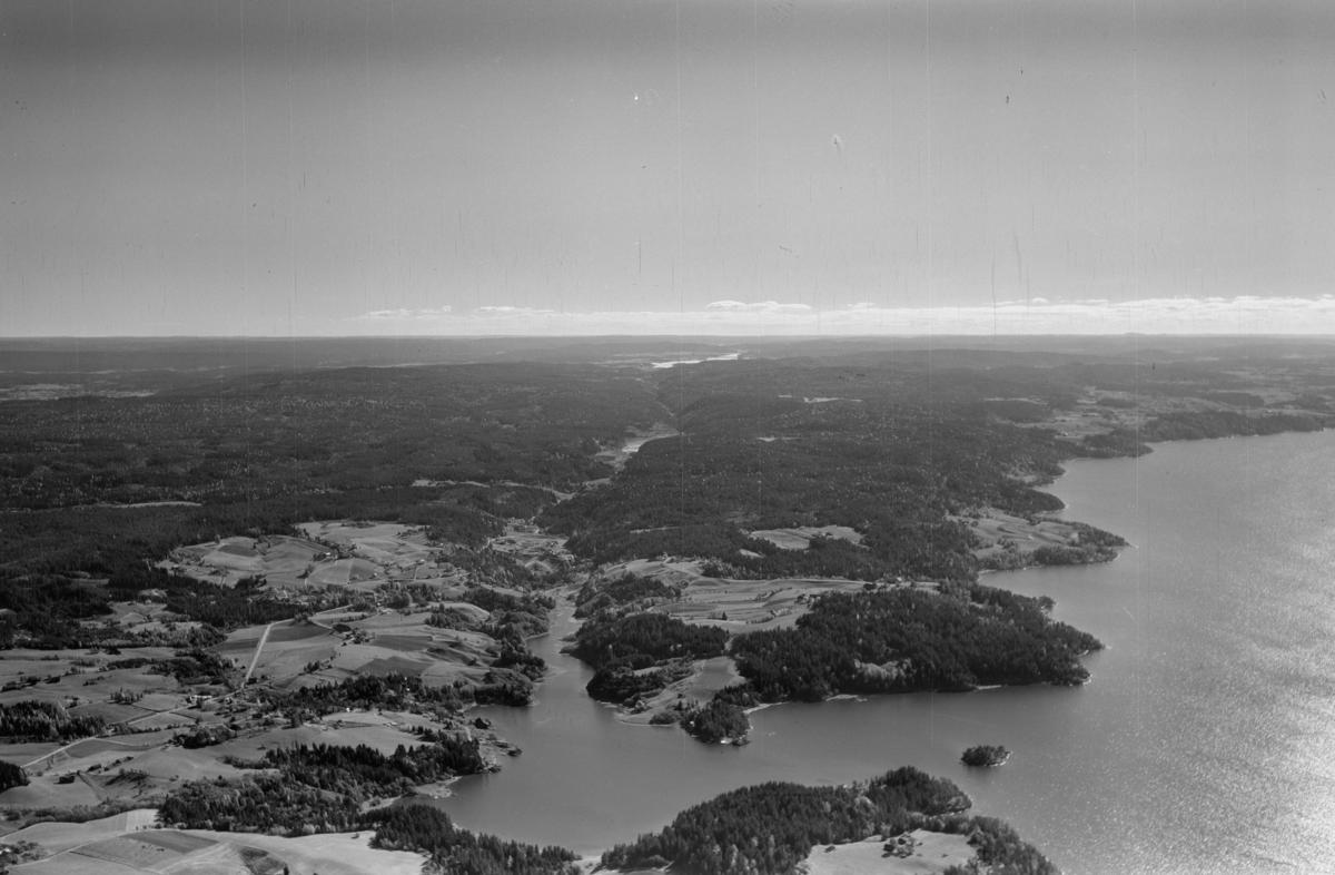GANSVIKA - ØYEREN - HIMDALEN LANDSKAP