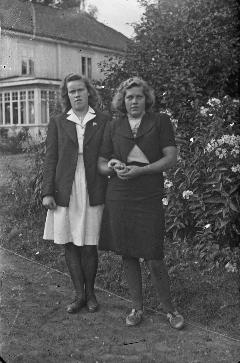 Ingrid Johansen og Randi Frank, Eidsvoll Verk
