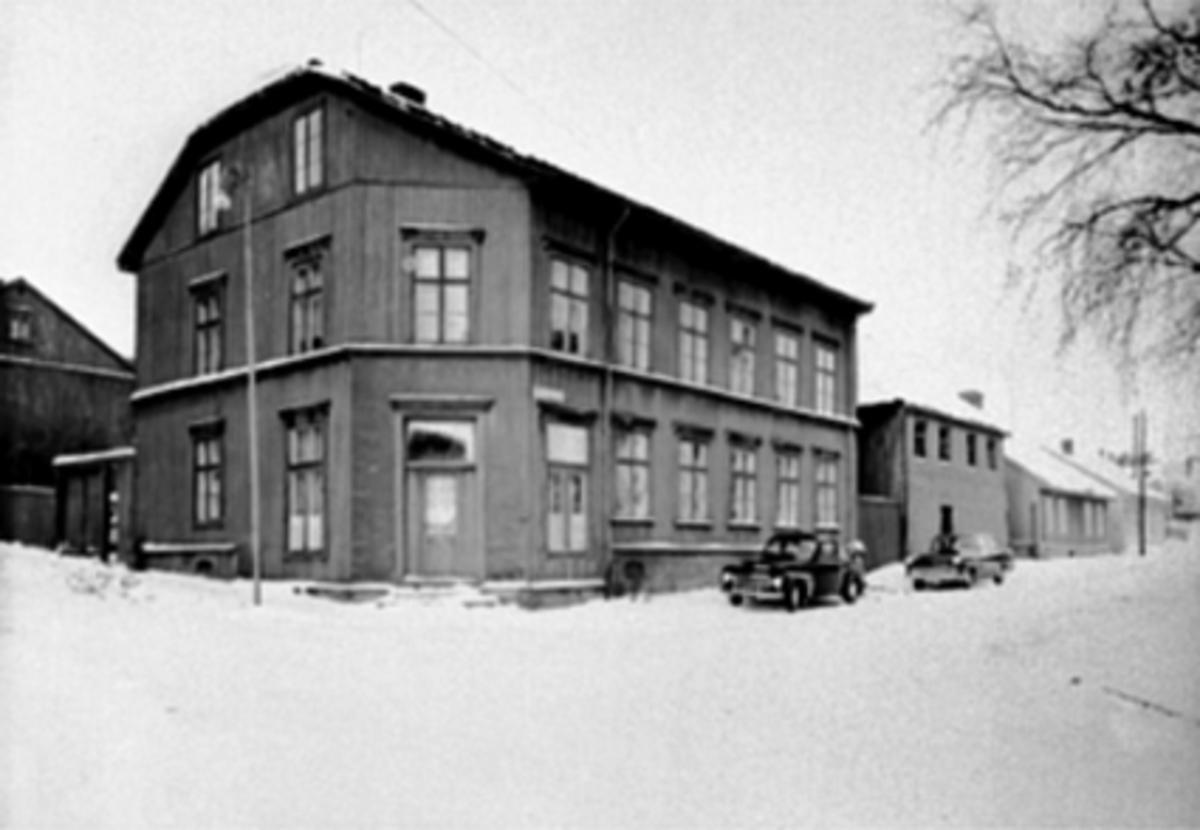 EKSTERIØR, MORTERUDSGT. 22, TORGGT. /MORTERUDSGT.